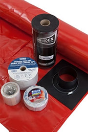 Radon Barriers Sumps And Tapes Building Products Laydex