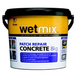 Wet Mix Patch Repair Concrete